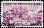 USA - CIRCA 1936 Oregon Territory — Stock Photo