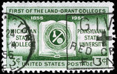 USA - CIRCA 1955 Land Grant Colleges — Stock Photo