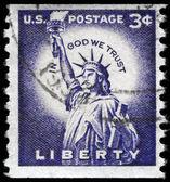 USA - CIRCA 1966 Liberty — Stock Photo
