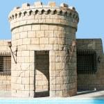 Castle — Стоковое фото