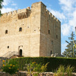 Stock Photo: Kolossi castle in Cyprus