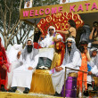 Carnival in Cyprus - Foto Stock