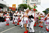 Carnival in Cyprus — Stock Photo