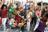 Carnevale a cipro — Foto Stock