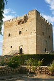 Kolossi castle in Cyprus — Stock Photo