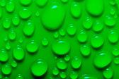 Gotas de orvalho — Fotografia Stock