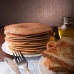 Постер, плакат: Stack of pancakes
