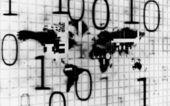 Microscheme planet — Stock Photo