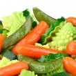 Vegetables mix — Stock Photo #8408087