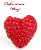 Crimson heart — Stock Photo