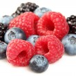 Berry mix — Stock Photo #8889206