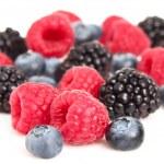 Ripe berry in closeup — Stock Photo #9005206