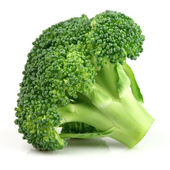 Fresh broccoli in closeup — Stock Photo