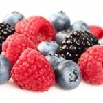 Fresh ripe berries — Stock Photo #9341100