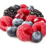 Ripe berry in closeup — Stock Photo #9341112