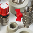 Plumbing fittings - Photo