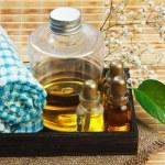 Set of perfume oils — Stock Photo #8406062