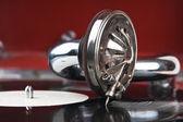 Vintage gramophone — Photo