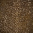 Abstract background of brown leather texture - Stock Photo