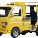 Taxi in Thailand - tuk tuk — Stock Photo #8077511