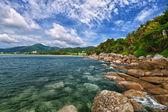 熱帯の風景 - カロン ビーチ, タイ, プーケット — ストック写真