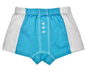 Undershorts - Grey and blue — Stock Photo