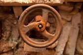 Rusty valve — Stock Photo