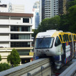 Stock Photo: Monorail train