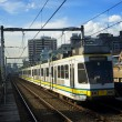 Manila Light Rail Transit — Stockfoto