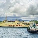 Seaport in Philippines — Stock Photo #10273283