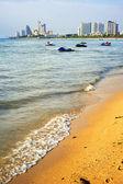Pattaya beach — Foto de Stock
