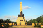 Rizal monument — Stock Photo