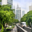 KL Monorail — Stock Photo