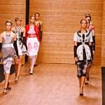 Show of fashion 3 — Stock Photo