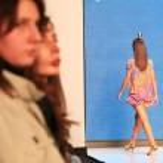 Fashion show — Stock Photo