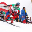 Snowboard European Cup — Stock Photo #8554069
