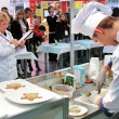 Festival of art of cookery — Stockfoto