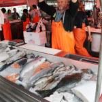 Fish market — Stock Photo #8555044
