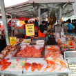 Stockfoto: Fish market