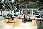 Automotive Show — Stock Photo