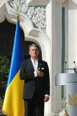 Viktor Yushchenko — Stock Photo
