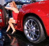 Show car — Foto Stock