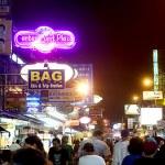 Khao san road — Stockfoto