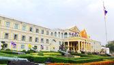 министерство обороны в бангкоке — Стоковое фото