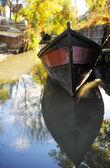 Piccola barca — Foto Stock