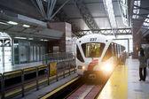 Kuala Lumpur LRT — Foto de Stock