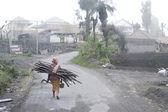 Indonesische Dorf — Stockfoto