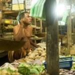 ������, ������: Street market