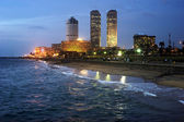 Colombo at night — Stock Photo