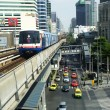 BTS Skytrain - Stock Photo
